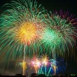 東京で有名な花火大会ランキング!テッパンはどこ?