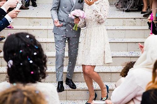 結婚式の定番ソングランキング